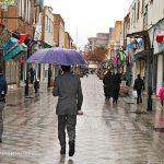 هوای کشور در روز تحویل سال بارانی است / پیش بینی هوای ۱۱ شهر بزرگ در سه روز ابتدایی فروردین