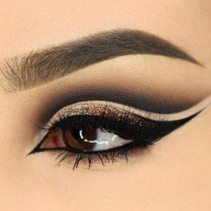 مدل های زیبا خط چشم و سایه چشم