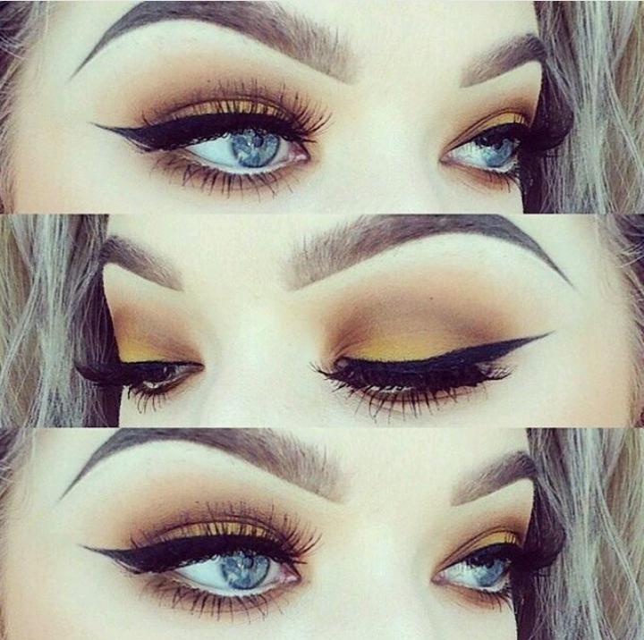 مدل خط چشم های زیبا دخترانه