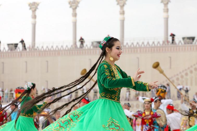 جشن نوروز در تاجیکستان