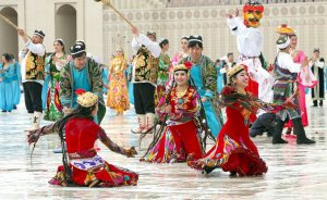 تصاویری از مراسم جشن نوروز در تاجیکستان