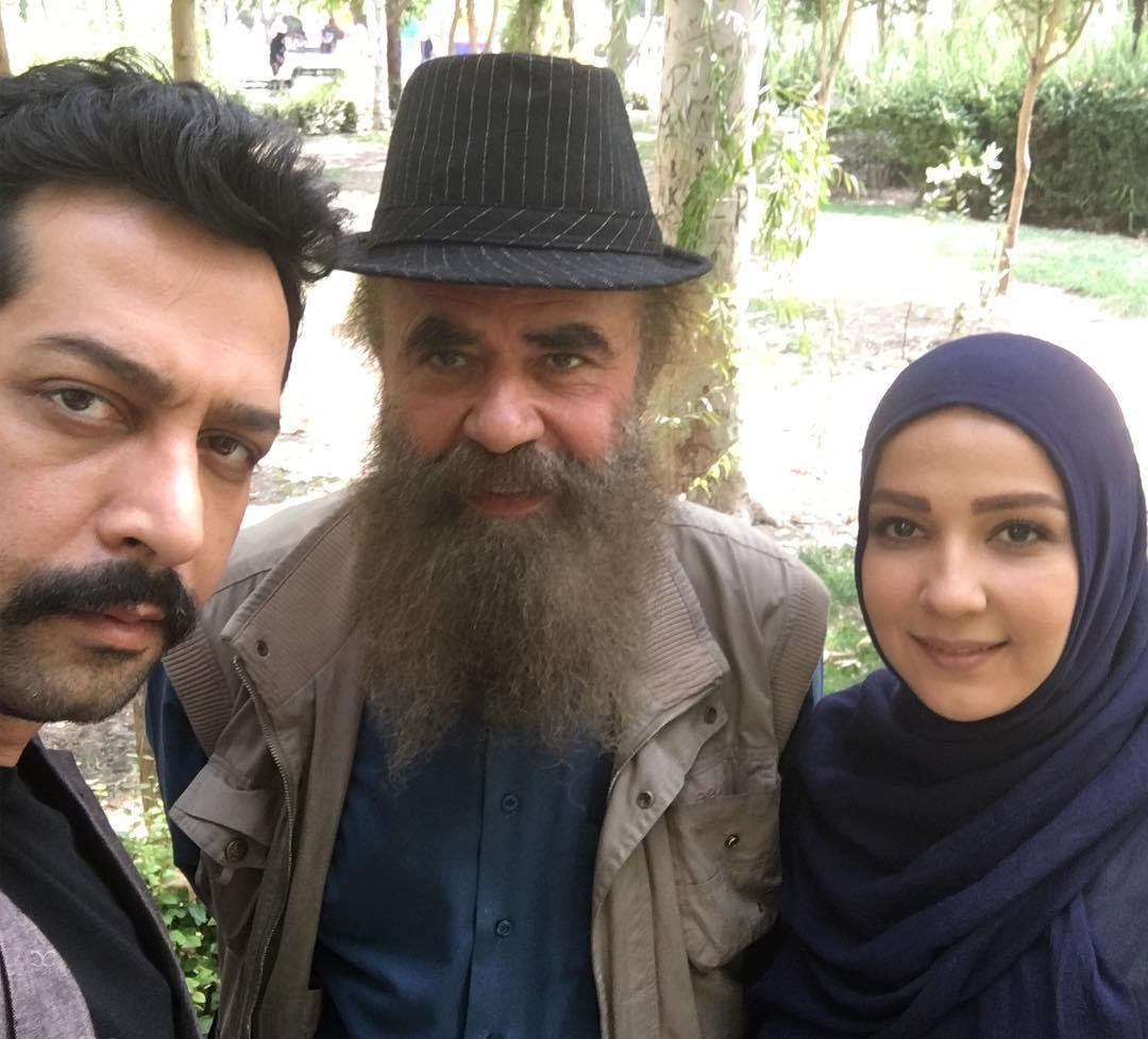سارا صوفیانی بازیگر سریال روزهای بی قراری