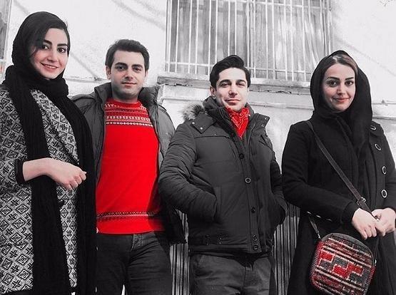 عکس های سپیده موسوی در سریال پرستاران