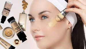 اصول آرایش صورت