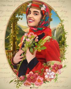عکس های هنرمندان و بازیگران در نوروز ۹۶