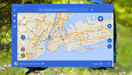 گوگل مپ , Google Maps