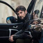 مهناز افشار و امین حیایی در فیلم سینمایی دارکوب + عکس