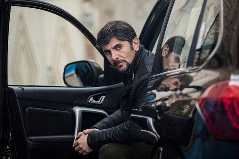 عکس امین حیایی در فیلم دارکوب