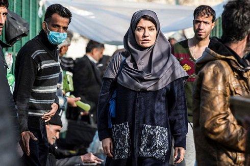 عکس مهناز افشار در فیلم دارکوب