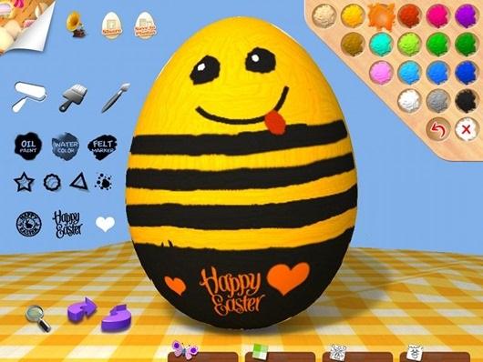 مدل های رنگ آمیزی تخم مرغ