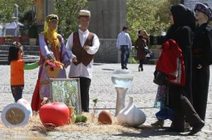 آداب و رسوم مردم آذربایجان غربی در عید نوروز + عکس