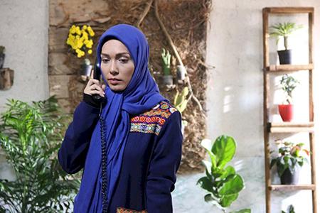 شهرزاد کمالزاده در سریال مرز خوشبختی