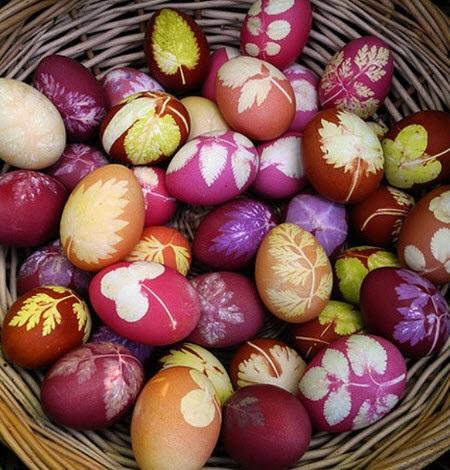 تزئین تخم مرغ عید