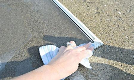 روش صحیح پاک کردن پنجره ها