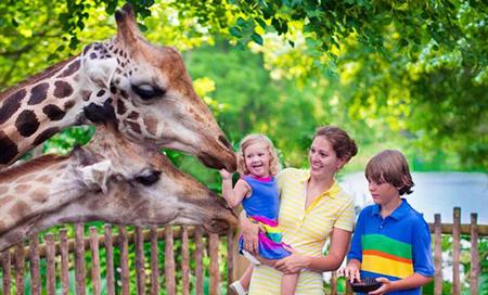 باغ وحش آنتالیا