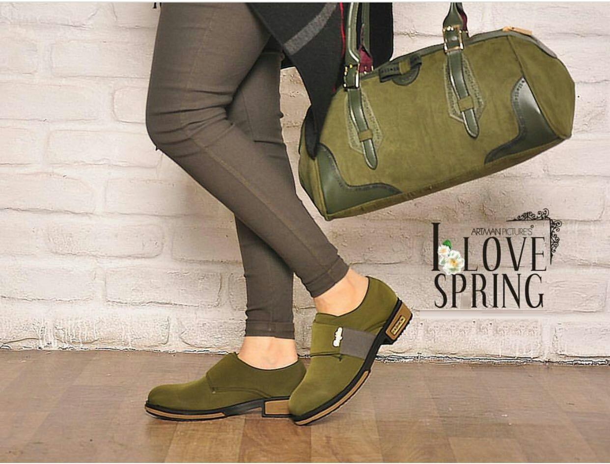 مدل های جدید کیف و کفش