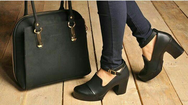 شیک ترین مدل های کیف و کفش