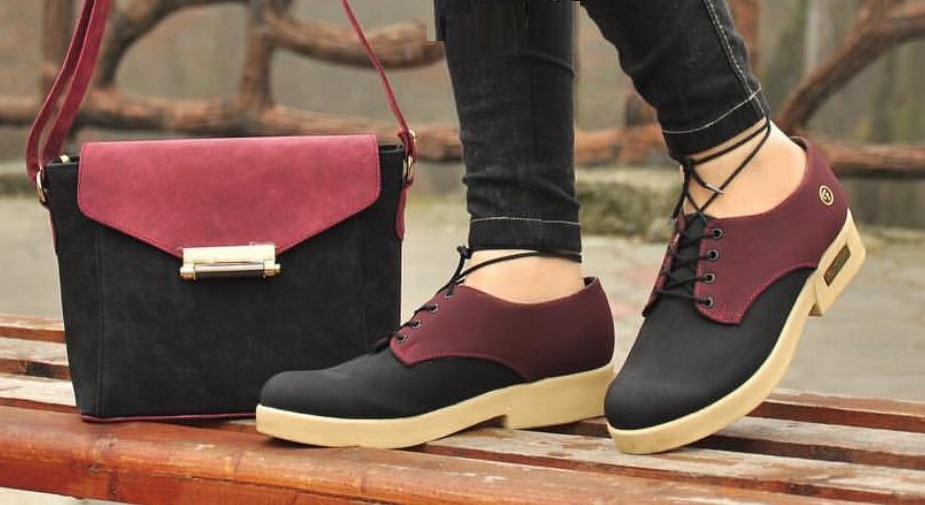 ست های زیبا کیف و کفش