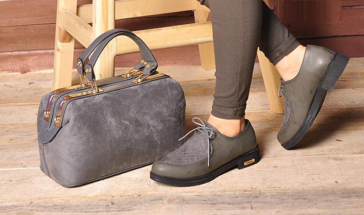 مدل های شیک کیف و کفش