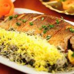 ماهی شب عید را به صورت شکم پر درست کنید