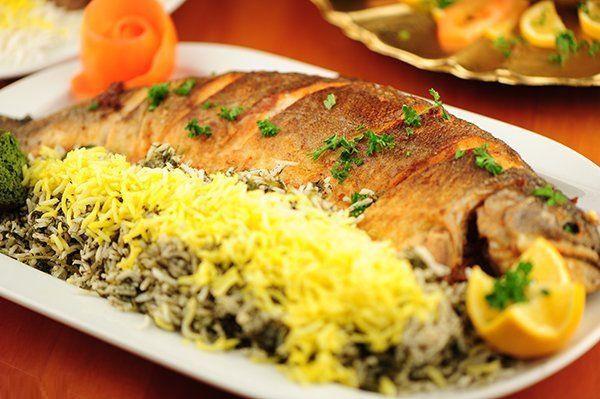 ماهی شب عید , ماهی شکم پر