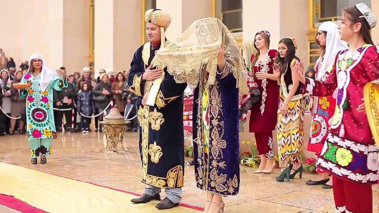 عکس مراسم جشن نوروز در تاجیکستان