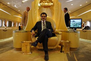 زندگی فوق اشرافی این شاهزاده سعودی + عکس