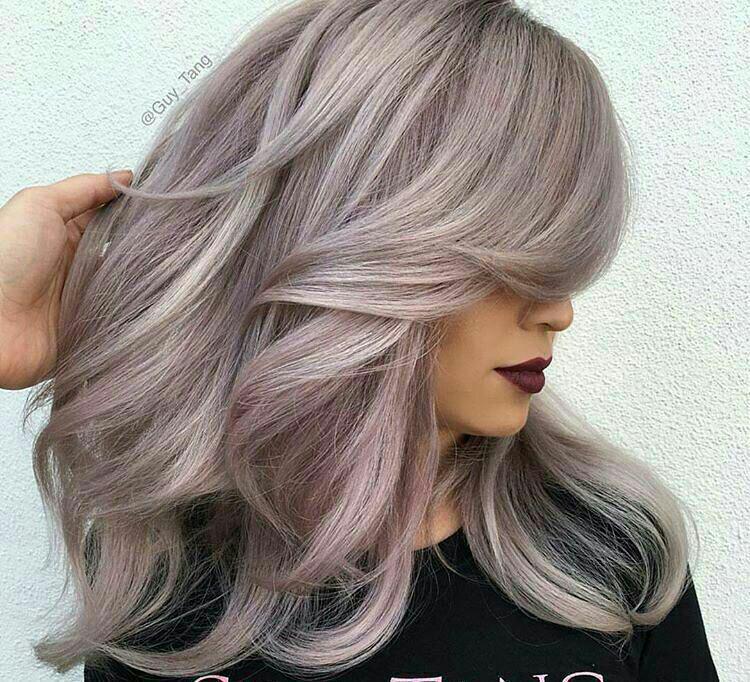 ترکیب رنگ مو فانتزی