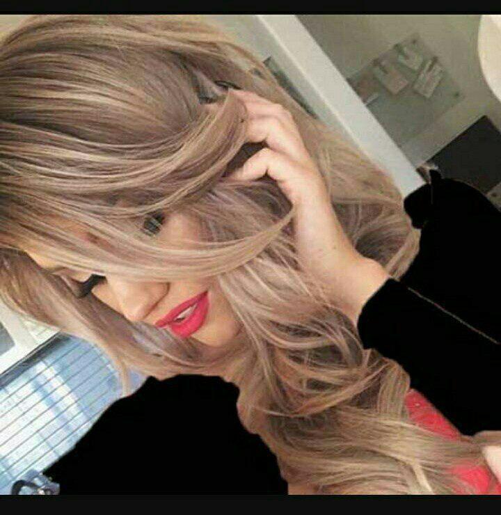 رنگ مو ترکیبی ، رنگ مو سال