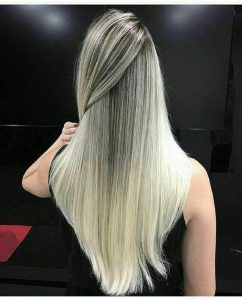 ترکیب رنگ مو های جدید و زیبا