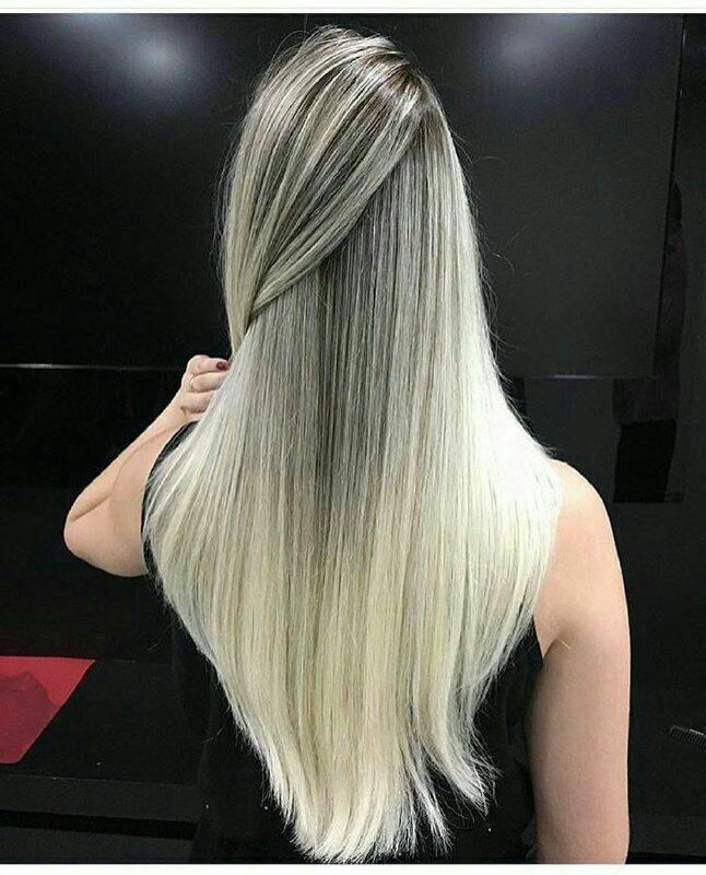 ترکیب رنگ مو جدید