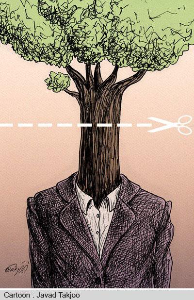 تصاویر مفهومی روز درختکاری