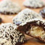 طرز تهیه شیرینی شکلاتی مغزدار برای عید نوروز