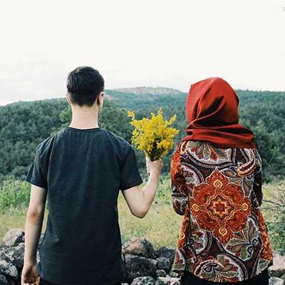 حل اختلافات زناشویی با یک سفر عاشقانه