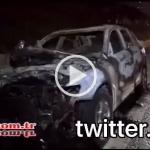 فیلم وحشتناک لحظاتی پس از ترور سعید کریمیان مدیر شبکه GEM TV