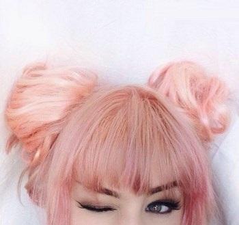 رنگ مو رز گلد روشن