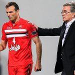 خبر خوش برای برانکو/ کاپیتان قراردادش را با پرسپولیس تمدید کرد