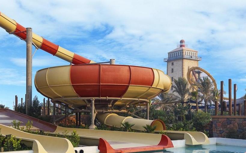 پارک آبی اوشن کیش،مکان های تفریحی کیش