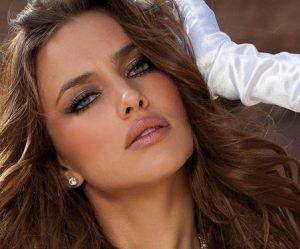 """زایمان """"ایرینا شایک"""" مدل زیبا و نامزد سابق کریستیانو رونالدو+عکس"""