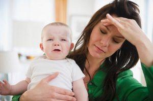 دلایل عصبانیت تازه مادر ها