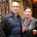 بیوگرافی و عکس های جدید عارف لرستانی و همسرش