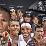 پردرآمدترین ورزشکاران در سال ۲۰۱۶ را بشناسید+عکس