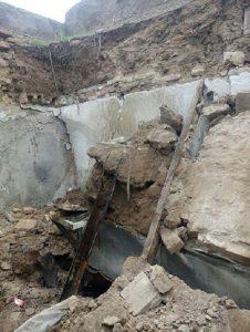 تصاویری از زلزله در مشهد