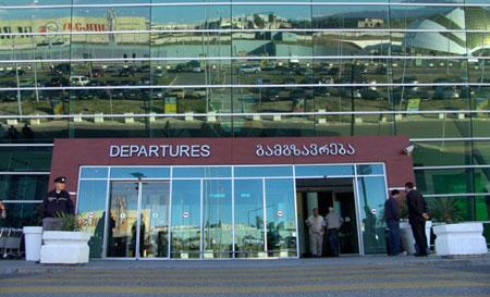 برهنه کردن زنان ایرانی در فرودگاه تفلیس گرجستان