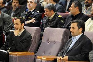 اقدام غیر منتظره احمدی نژاد در آستانه انتخابات+عکس