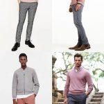 ۵ ترکیب رنگ فوق العاده لباس برای آقایان