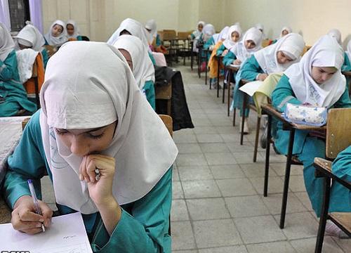 زمان برگزاری امتحانات نهایی دانش آموزان