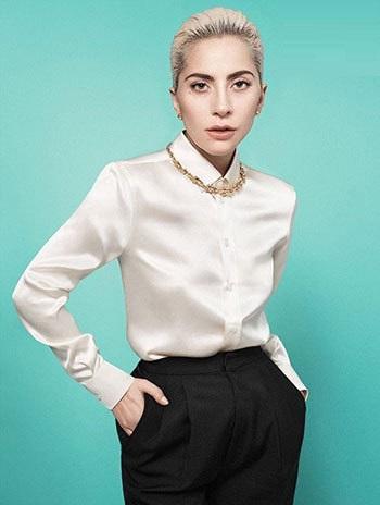 """ظاهر متفاوت لیدی گاگا در تبلیغات برند """"تیفانی اند کو"""""""