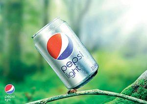 """تبلیغات خلاقانه به سبک شرکت """"پپسی pepsi"""""""