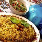 طرز تهیه کلم پلو شیرازی اصیل